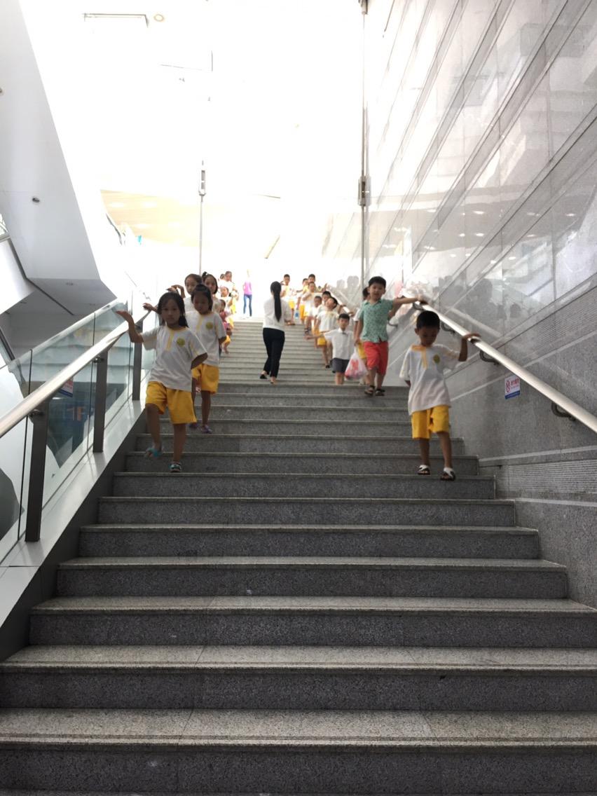 《参观科技博物馆》