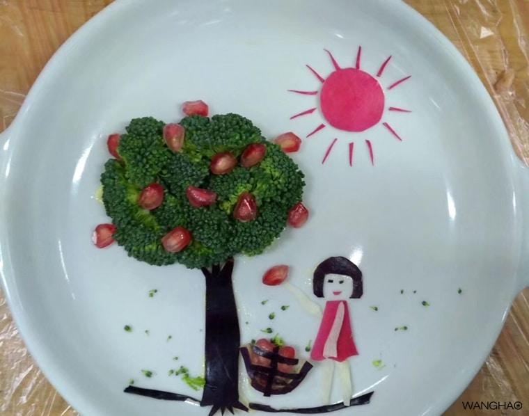 《当家长会遇上了水果拼盘》
