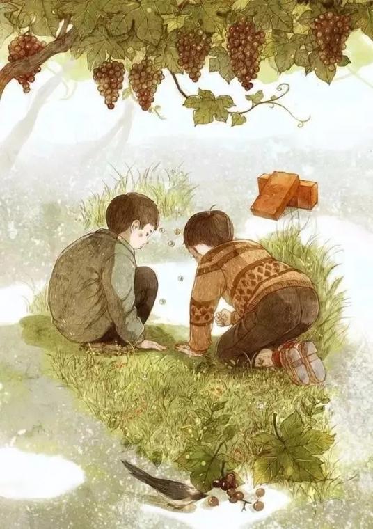《六一,致我们终将逝去的童年》