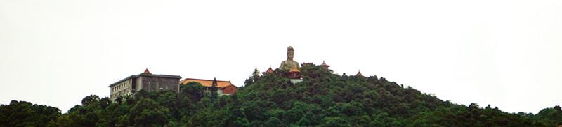城迹之樟木头观音山森林公园