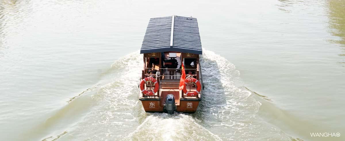 《印象水乡华阳湖》